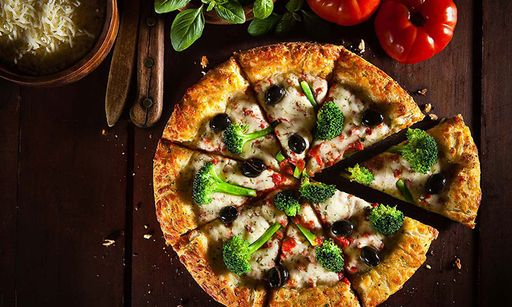 PizzaParadise in Noida cover pic