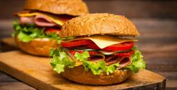 #HeavenlyBurgers in Chandigarh cover pic