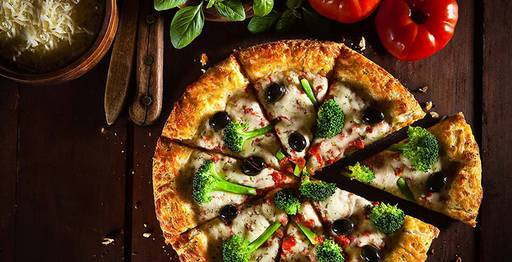 Pizza in Patiala cover pic
