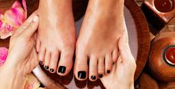 Pedicure in Bangalore cover pic