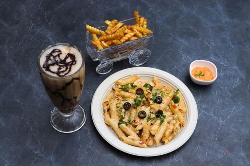 Food Menu 13 of Quick Bites & Waffles, Indirapuram, Ghaziabad