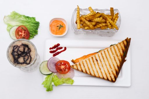 Food Menu 14 of Quick Bites & Waffles, Indirapuram, Ghaziabad