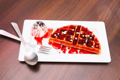 Food Menu 6 of Quick Bites & Waffles, Indirapuram, Ghaziabad