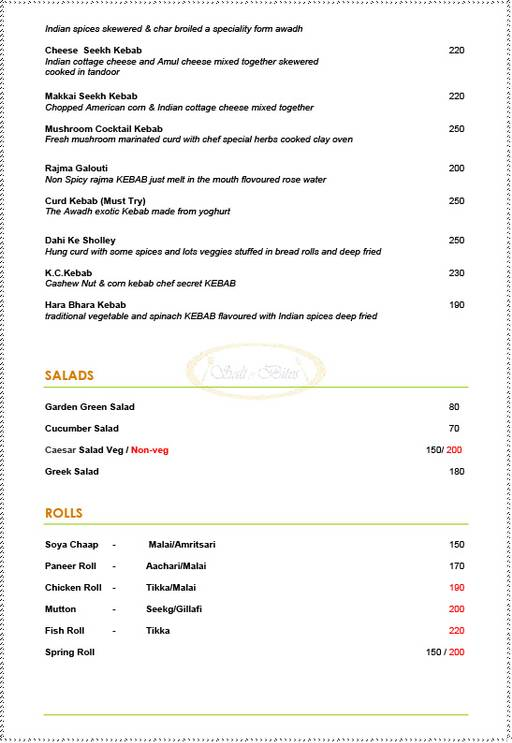 Food Menu 11 of Salt 'N' Bite$, Manesar, Gurgaon