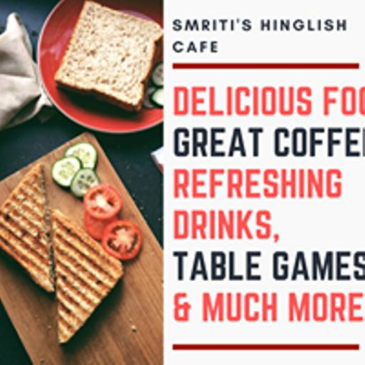 Menu 1 - Smriti's Hinglish Cafe, FC Road, Pune