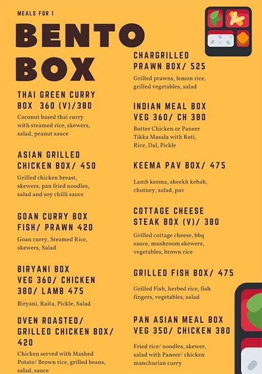Food Menu 3 of Rike- Terrace Bar & Grill, Lokhandwala Complex, Andheri West, Mumbai