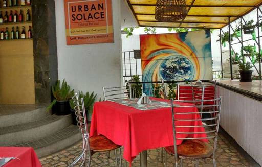 Store Photo - Urban Solace - Cafe for the Soul, Ulsoor, Bangalore