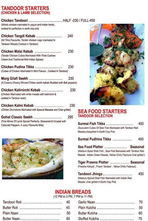 Food Menu 19 of Chef's Bank, Yeshwantpur, Bangalore