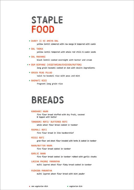 Food Menu 2 of The Grill Mill, DLF Cyber City, Gurgaon