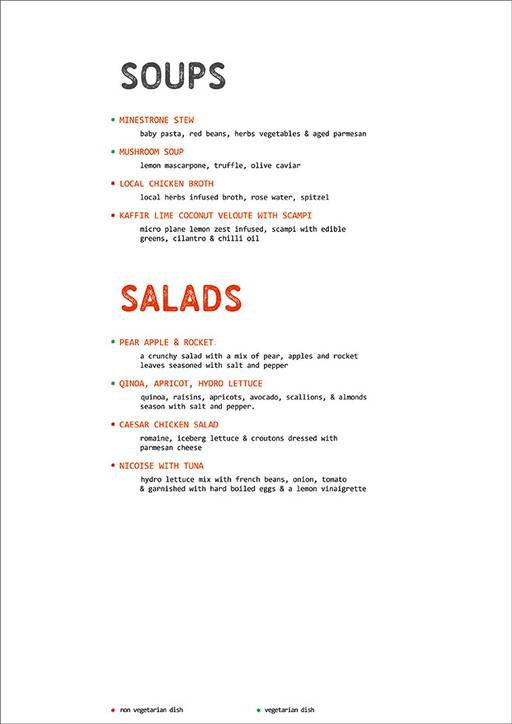 Food Menu 9 of The Grill Mill, DLF Cyber City, Gurgaon